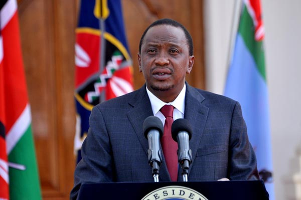 New passports: Uhuru grants relief to Kenyans in diaspora