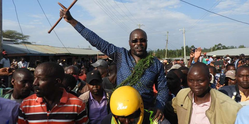 CITING THE FALL OF AFRICAN DICTATORS, MP NG'ENO TELLS UHURU TIME IS RUNNING OUT – KNN    Kwaela News Network
